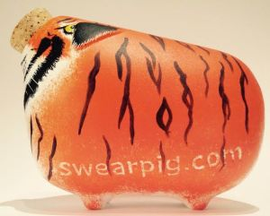 SwearPig - #TigerPig - 1.4.20