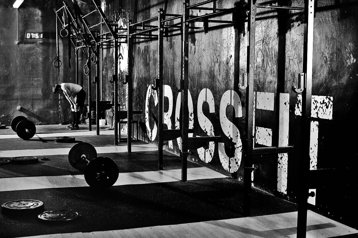 SWEAT by SlimClip Case crossfit Why CrossFit?