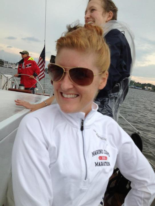 Me Sailing!