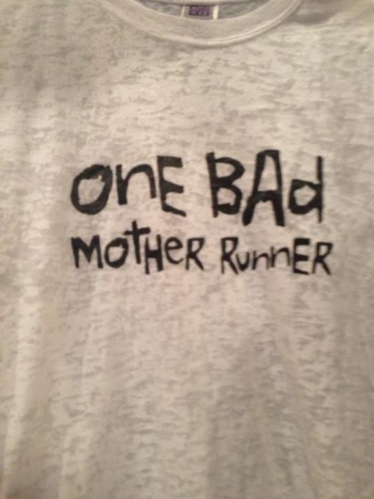 One Bad Mother Runner...