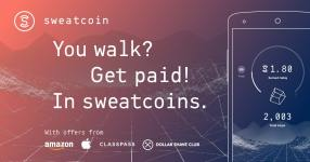 Banner for Sweatcoin Influencer - Sweatcoin Influencers Programme - SweatcoinBlog
