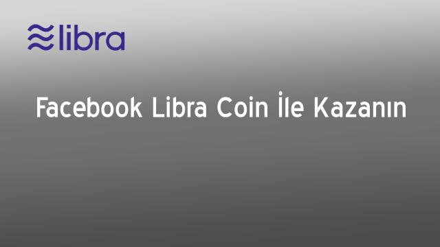 Facebook Libra Coin Geliyor