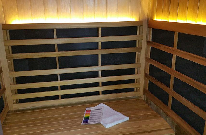 infrared sauna benefits crystal beach, tx