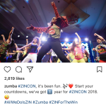 Zumba Convention 2017: Day 2 (Hip-Hop Turn Up and African Workout)