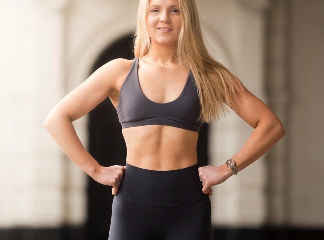 SWEAT by SlimClip Case lauren-tickner107 Lauren Tickner | Rebellious Fitness