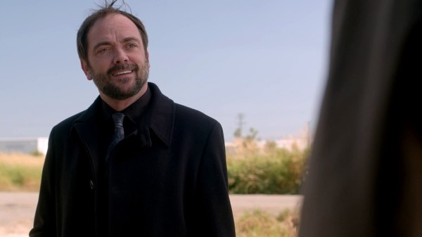 18 Supernatural SPN Season Ten Episode Three S10E3 Soul Survivor Mark Sheppard Crowley