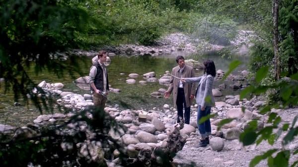 18 Supernatural Season 10 Episode 1 S10E1 Black Castiel Misha Collins Hannah Erica Carroll Daniel Giacomo Baessato
