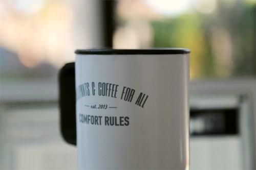SweatpantsAndCoffee Travel Mug