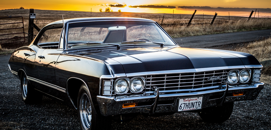 the road so far how supernatural inspired a classic car rebuild that