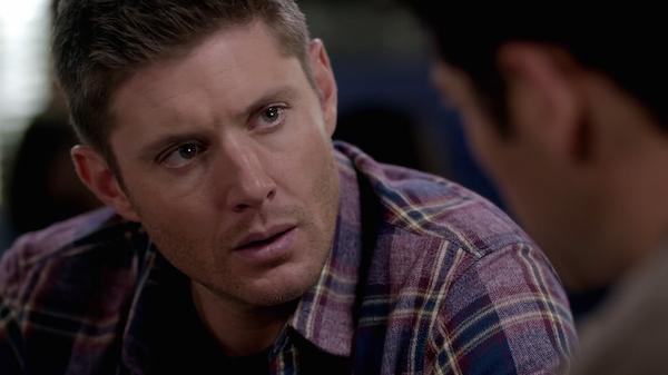 16 Supernatural Season Ten Episode Nine SPN S10E9 The Things We Left Behind Dean Winchester Jensen Ackles Castiel Jimmy Novak Misha Collins