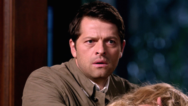 24 Supernatural Season Ten Episode Nine SPN S10E9 The Things We Left Behind Claire Novak Kathryn Love Newton Castiel Jimmy Misha Collins.jpg