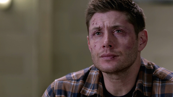 33 Supernatural Season Ten Episode Fourteen SPN S10E14 The Executioners Song Dean Winchester Jensen Ackles bunker
