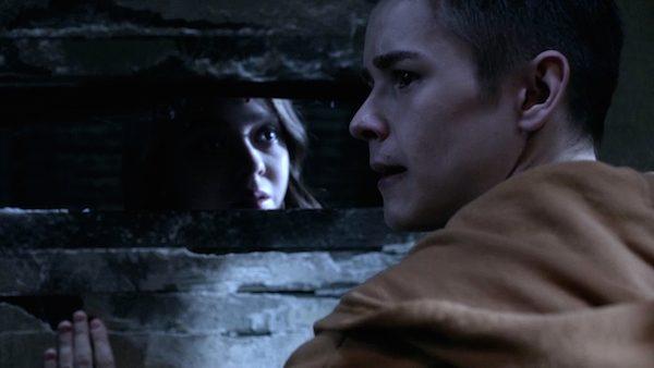 9 Supernatural Season Ten Episode Twelve SPN S10E12 About A Boy Young Tina Madeleine Arthur Dean Winchester Dylan Everett