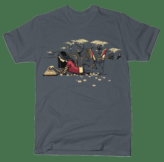 Compelling Compendium tshirt