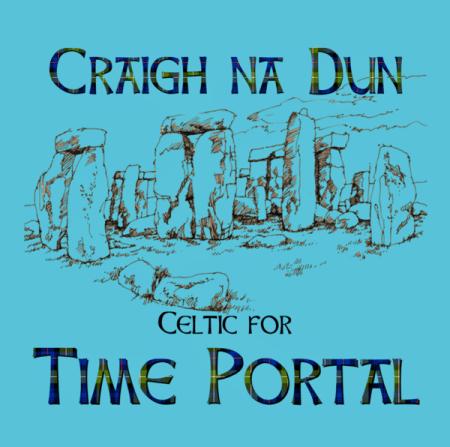 Craigh Na Dun tshirt closeup