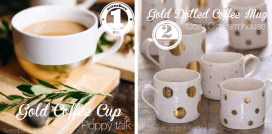 Coffee Mug Projects 2