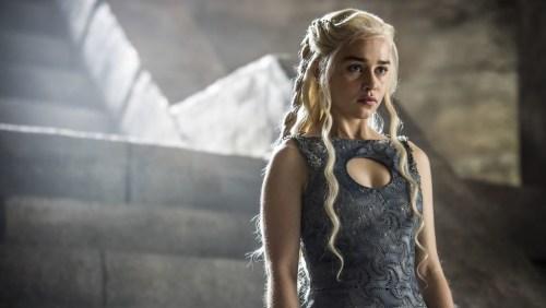 Game Of Thrones s5e1 Daenerys
