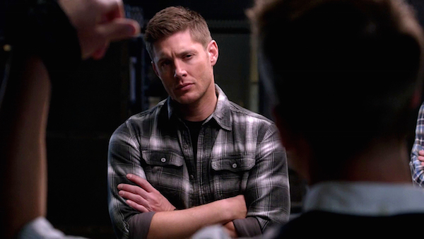 22 Supernatural Season Ten Episode Twenty One SPN S10E21 Dark Dynasty Dean Winchester Jensen Ackles