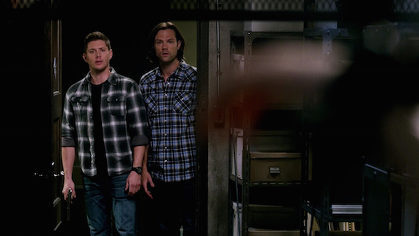 23 Supernatural Season Ten Episode Twenty One SPN S10E21 Dark Dynasty Dean Sam Winchester Jensen Ackles Jared Padalecki