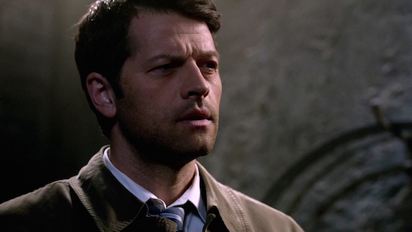 24 Supernatural Season Ten Episode Twenty One SPN S10E21 Dark Dynasty Castiel Misha Collins
