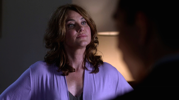 10 Supernatural SPN Season Eleven Episode One S11E1 Out of the Darkness Into the Fire Marnie Crowley Kirsten Robek Orgy