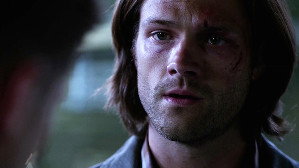 13 Supernatural SPN Season Eleven Episode One S11E1 Out of the Darkness Into the Fire Jared Padalecki Sam Winchester