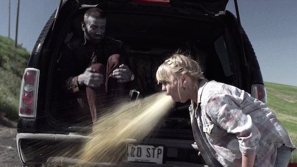 3 Z Nation Zombie Season Two Episode Five Zombaby Murphy Serena Keith Allan Sara Coates S2E5