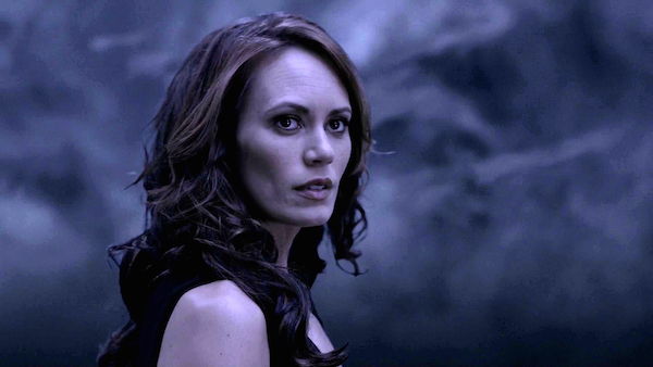 7 Supernatural SPN Season Eleven Episode One S11E1 Out of the Darkness Into the Fire The Darkness Emily Swallow
