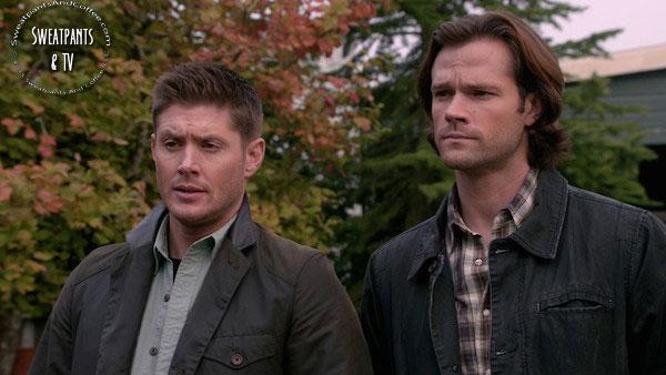 1 Supernatural SPN Season Eight Episode Eleven Just My Imagination