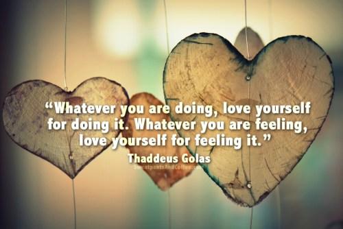 Thaddeus Golas quote