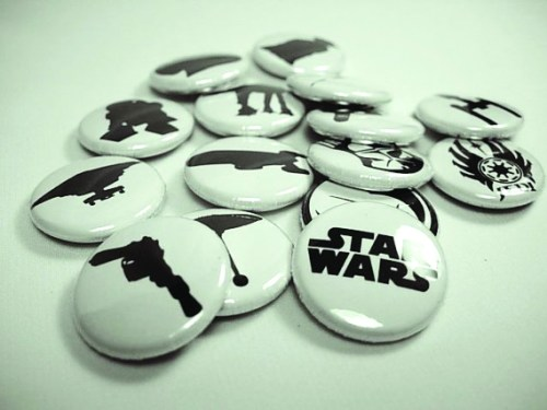 9-Supply Pod-Star Wars Pin