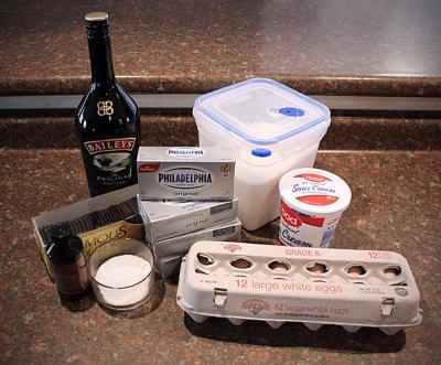 1-Dessert-Nerd-Bailey's-Bourbon-Cheesecake-ingredients