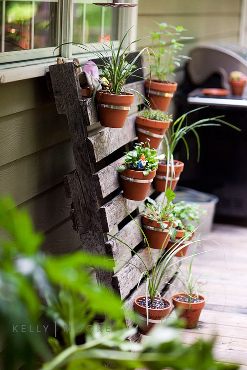 Sweatpants & Coffee | Creative Lifestyles | 6 Small Gardens You Will Love