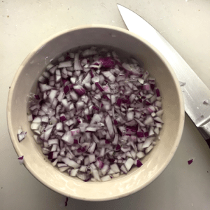 6 Panic Picnic red onions