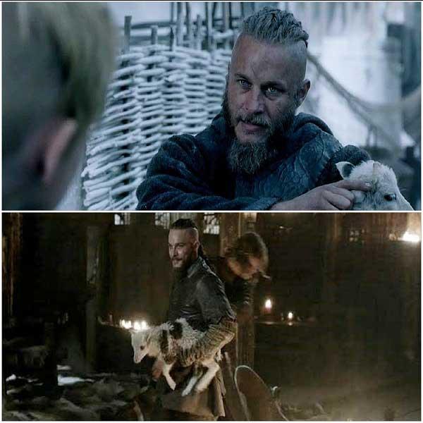7-Vikings-Season-2-Highlights-Ragnar-therapy-animal