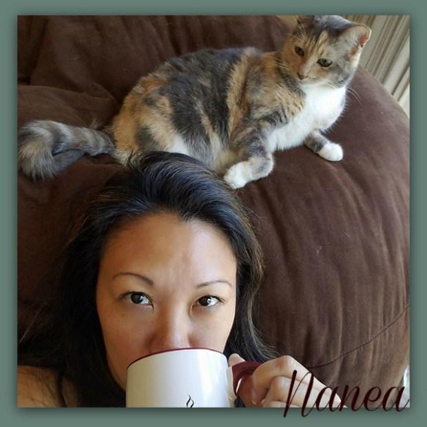 Nanea Hoffman - Coffee Cup Selfie