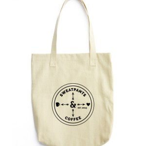S&C Love and Coffee Tote