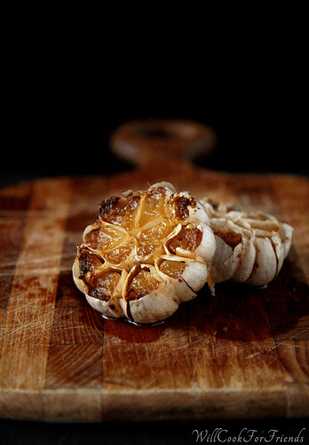 2. Roasted Garlic by Will Cook for Friends