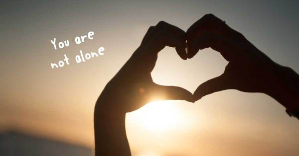 You are not alone #MeToo