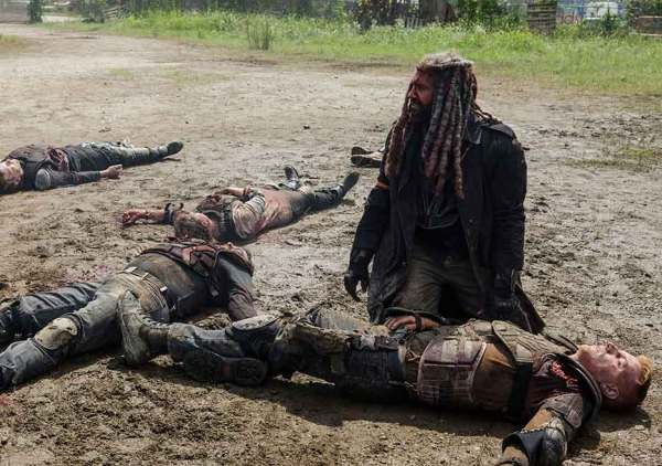 The Walking Dead season 8 episode 4 Some Guy Khary Payton