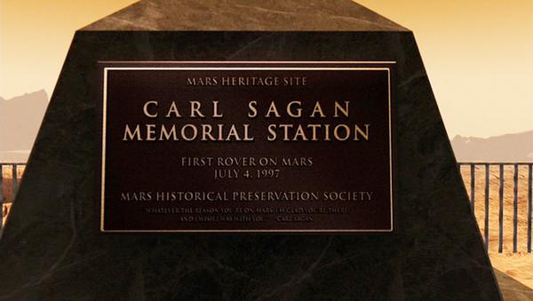 Carl Sagan Memorial Station
