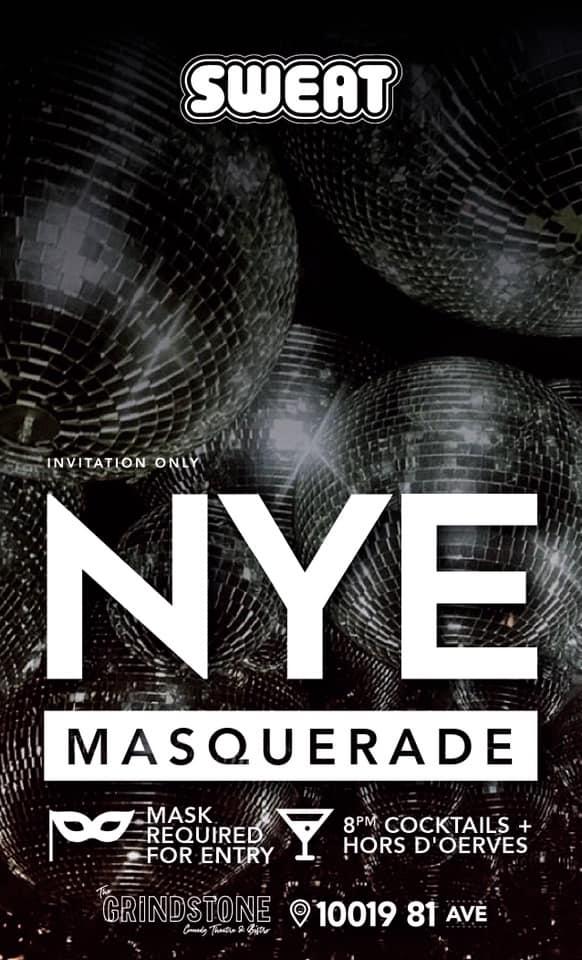 new years party edmonton