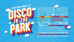 Disco in the Park Poster