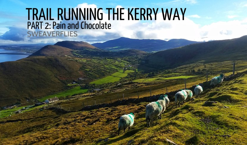 I trail ran the Kerry Way in 2017, and this is the story. Photo: Sara Weaver, Oct. 2017.