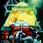 Christmas card -86