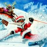 Christmas card -87