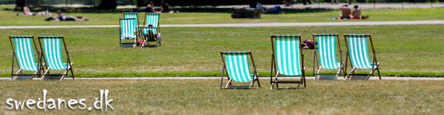 sunchairs london