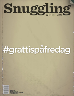 grattis till fredag Language – Snuggling With the Enemy grattis till fredag