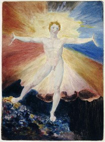 William Blake, Albion Rose (1793)