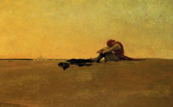 Howard Pyle, Marooned (1909)